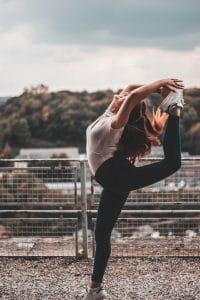 take care yoga shoes